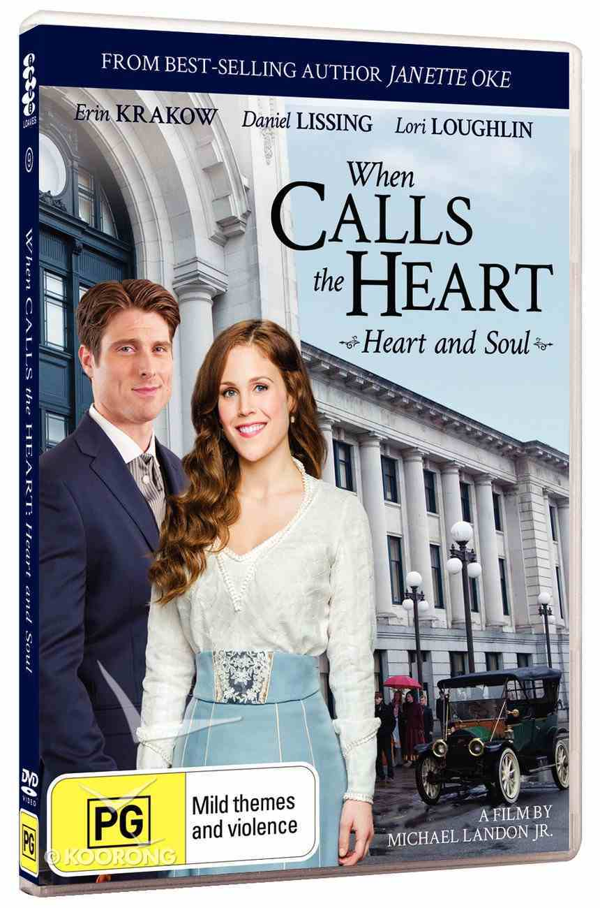 SCR DVD When Calls the Heart #09: Heart and Soul (Screening Licence) Digital Licence