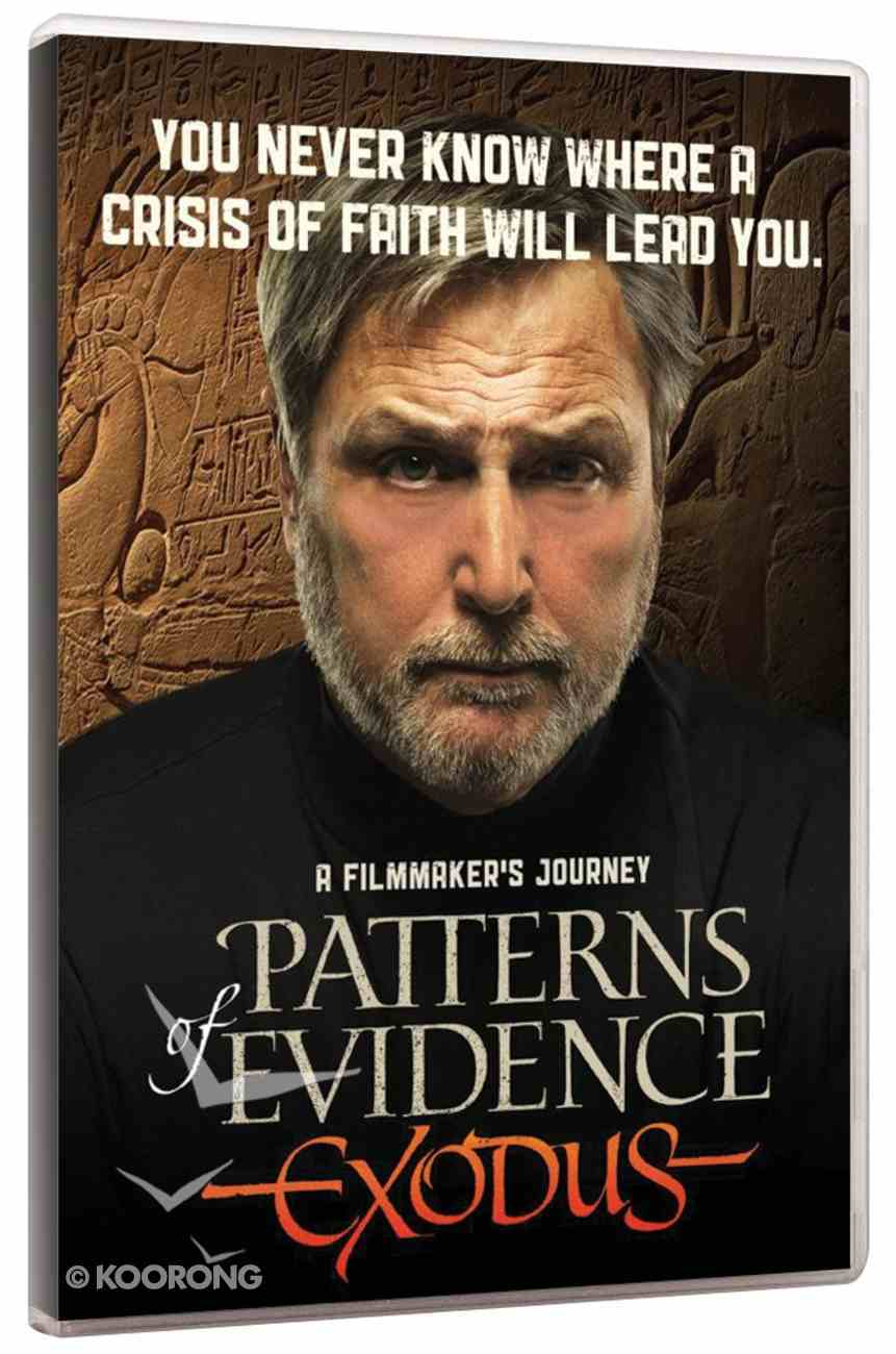 Scr DVD Patterns of Evidence: Exodus (Screening Licence) Digital Licence