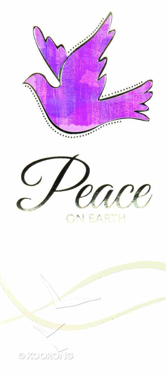 Christmas Boxed Cards Dove, Peace on Earth Box
