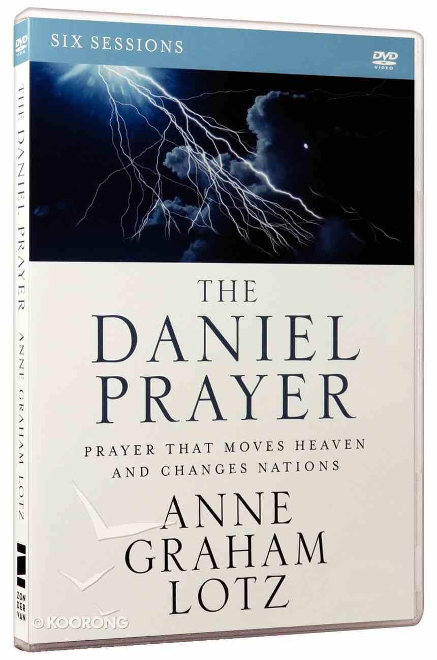 The Daniel Prayer (Dvd Study) DVD