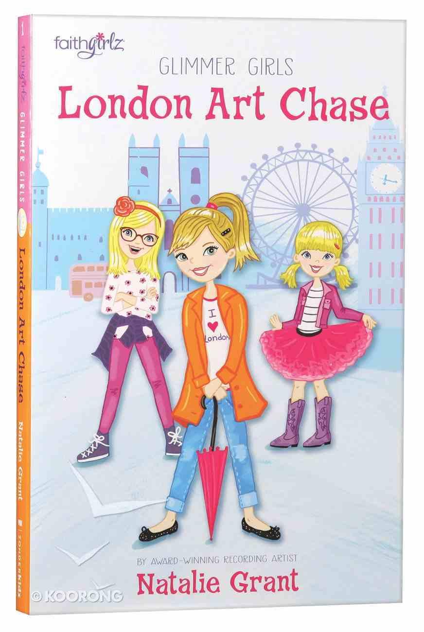 London Art Chase (Faithgirlz! Series) Paperback