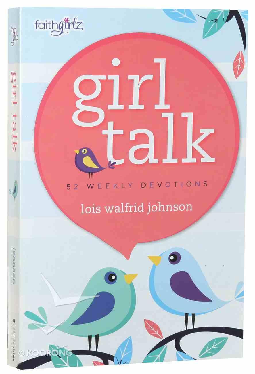 52 Weekly Devotions (Faithgirlz! Series) Paperback