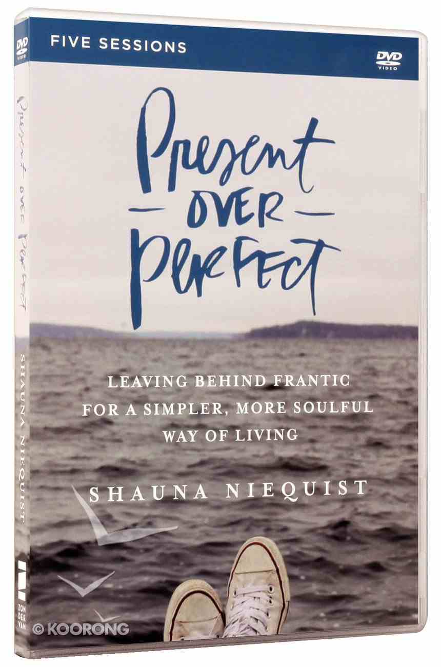Present Over Perfect (Dvd Study) DVD