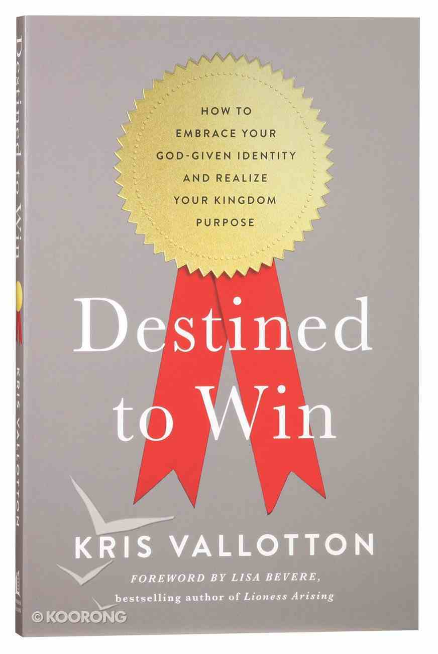 Destined to Win Paperback