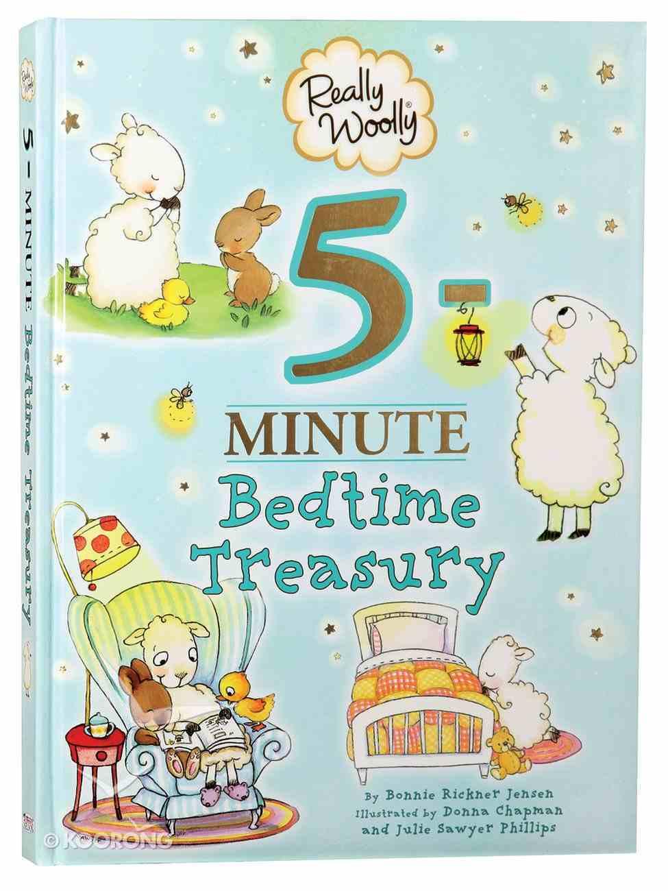 Really Woolly 5-Minute Bedtime Treasury Hardback