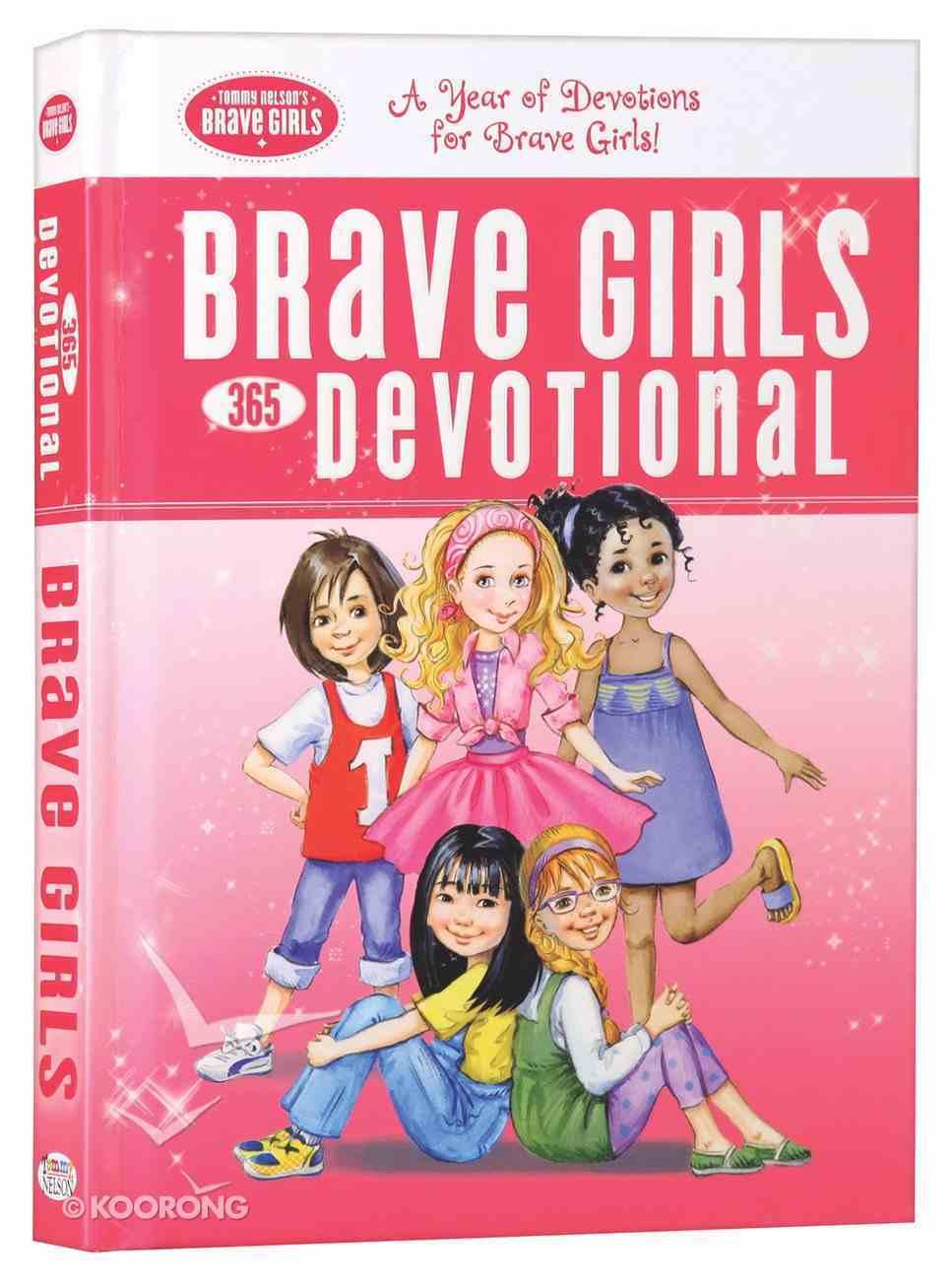 365-Day Devotional (Brave Girls Series) Hardback