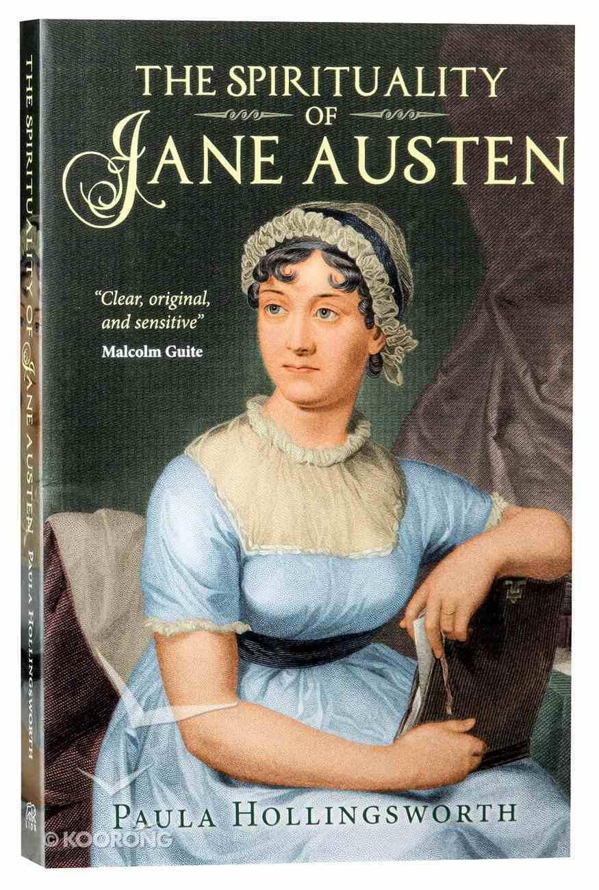 The Spirituality of Jane Austen Paperback