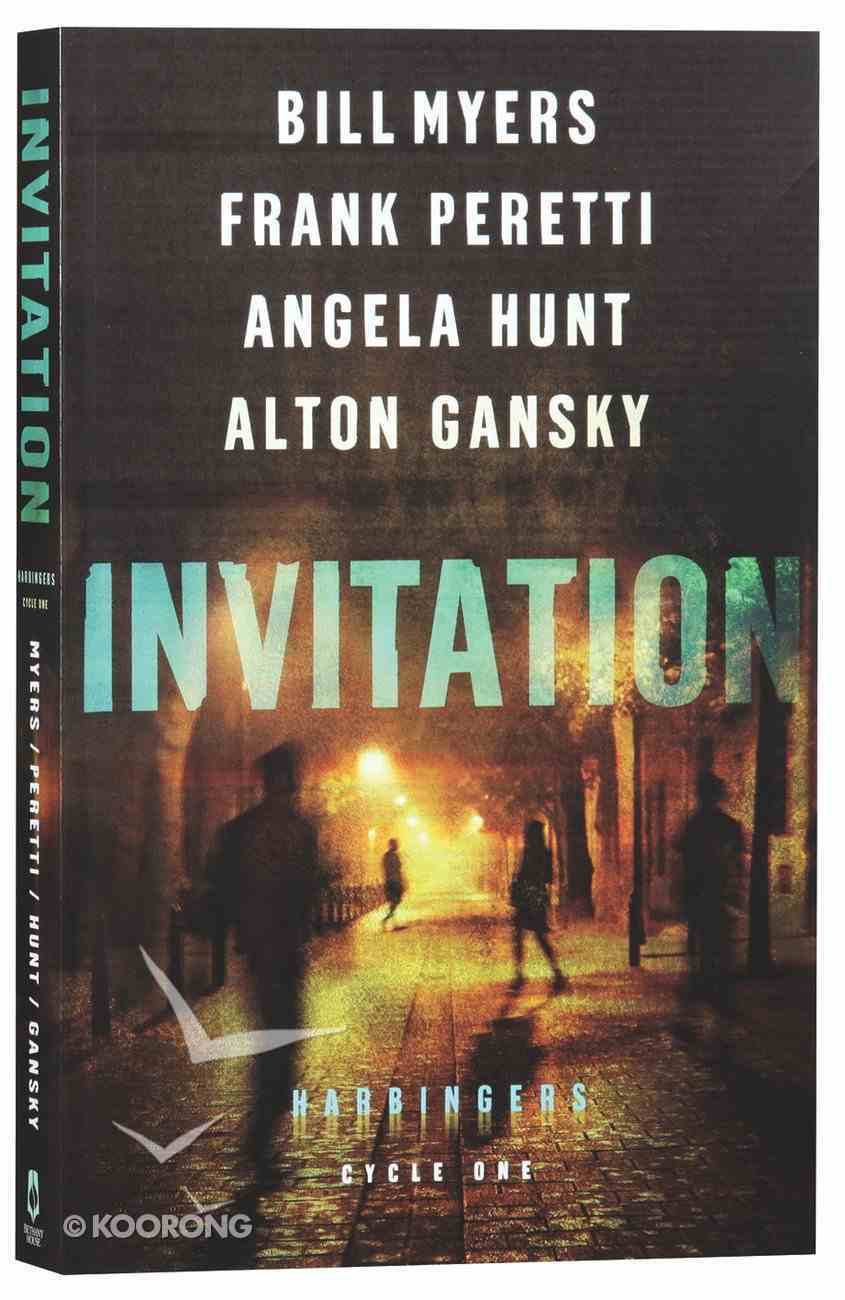 Invitation (#01 in The Harbingers Cycle One Fiction Series) Paperback