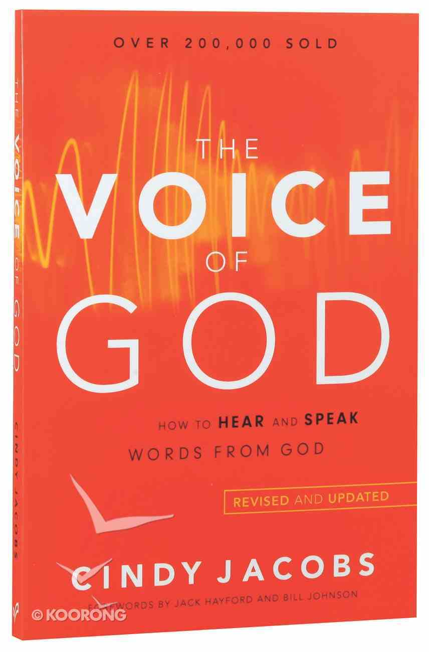 The Voice of God: How to Hear and Speak Words From God Paperback