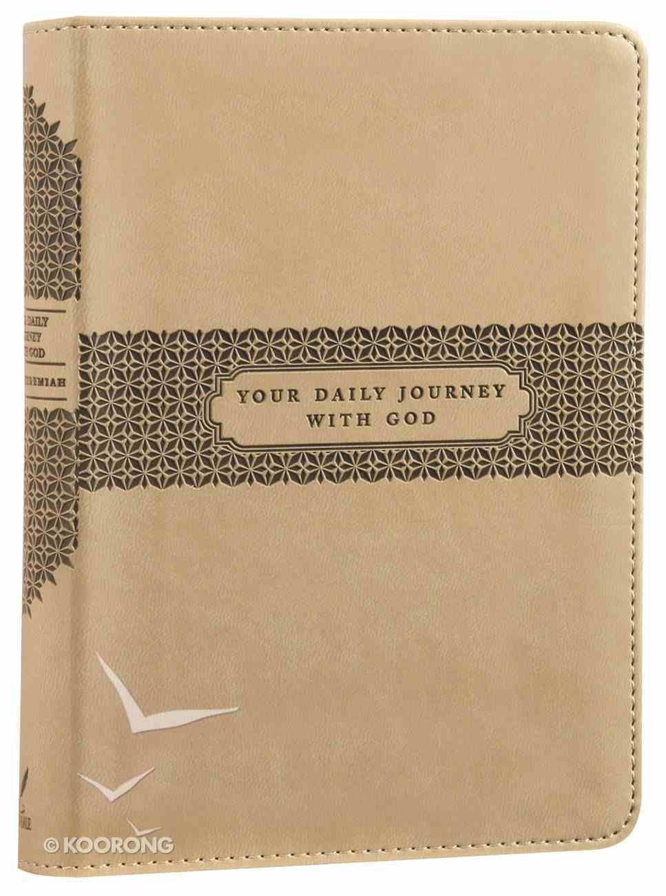 Your Daily Journey With God Imitation Leather