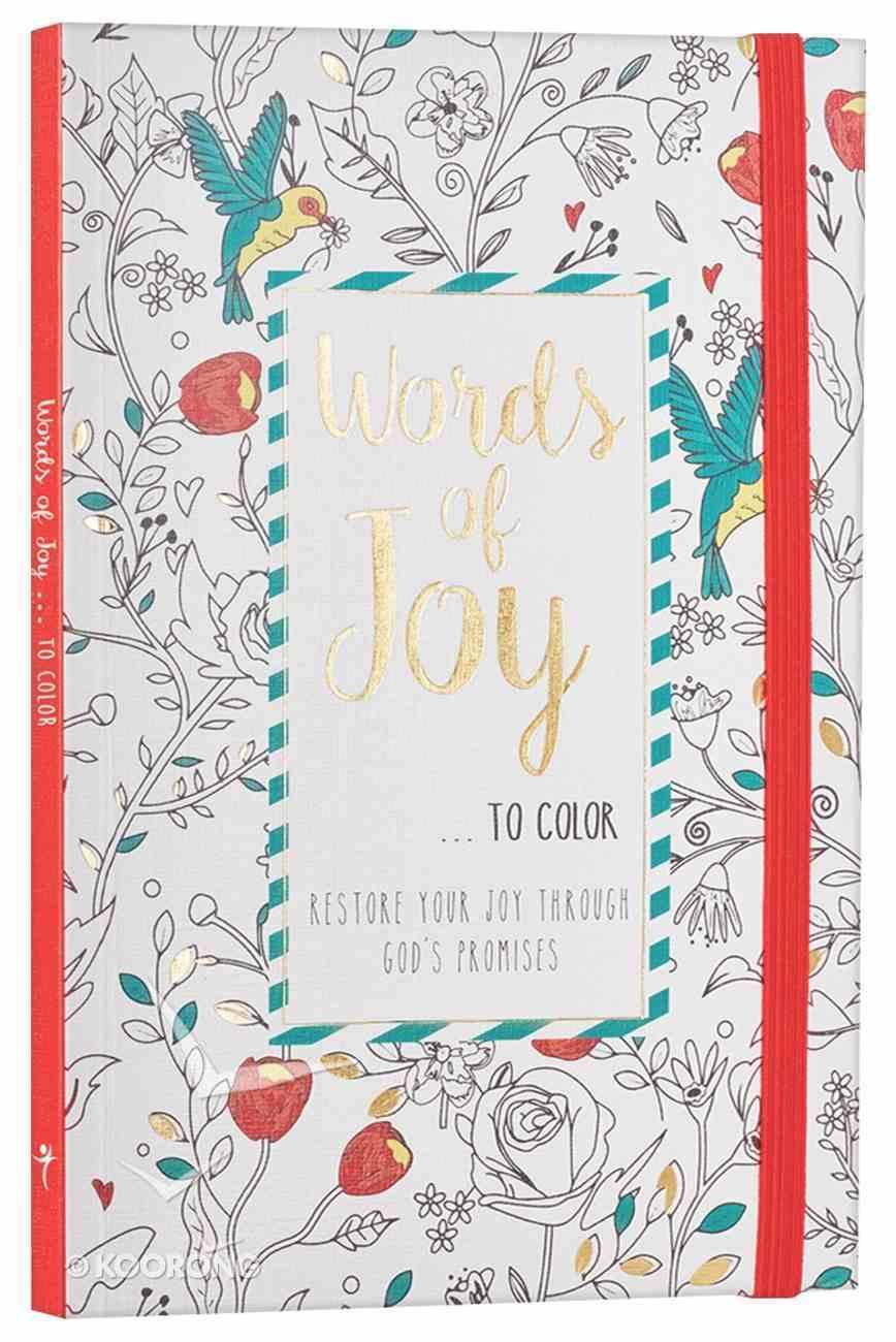Acb: Words of Joy Paperback