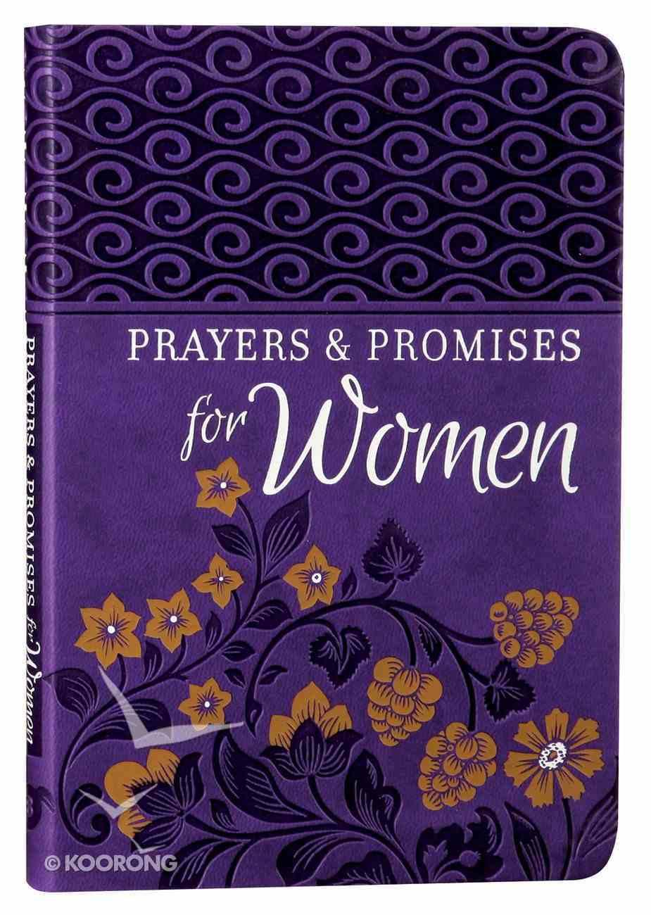 Prayers & Promises For Women Flexi Back