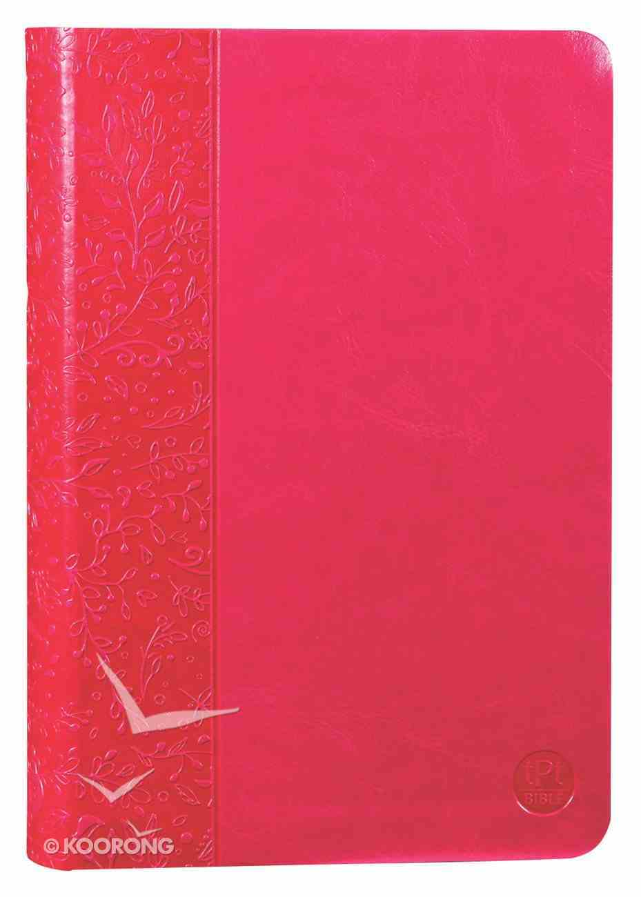TPT New Testament Pink (With Psalms Proverbs And Song Of Songs) Imitation Leather