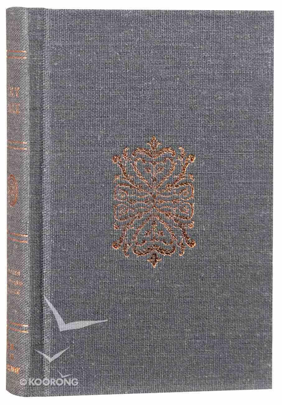 ESV Compact Bible Royal Imprint Hardback