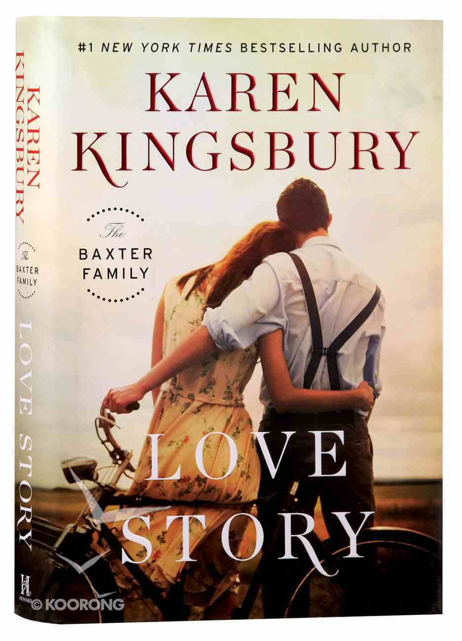 Love Story (Baxter Family Series) Hardback