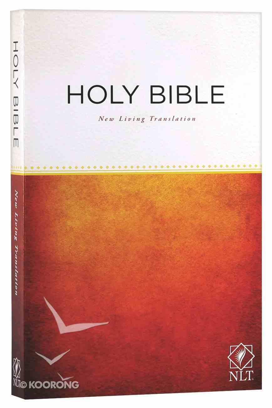 NLT Outreach Bible (Black Letter Edition) Paperback