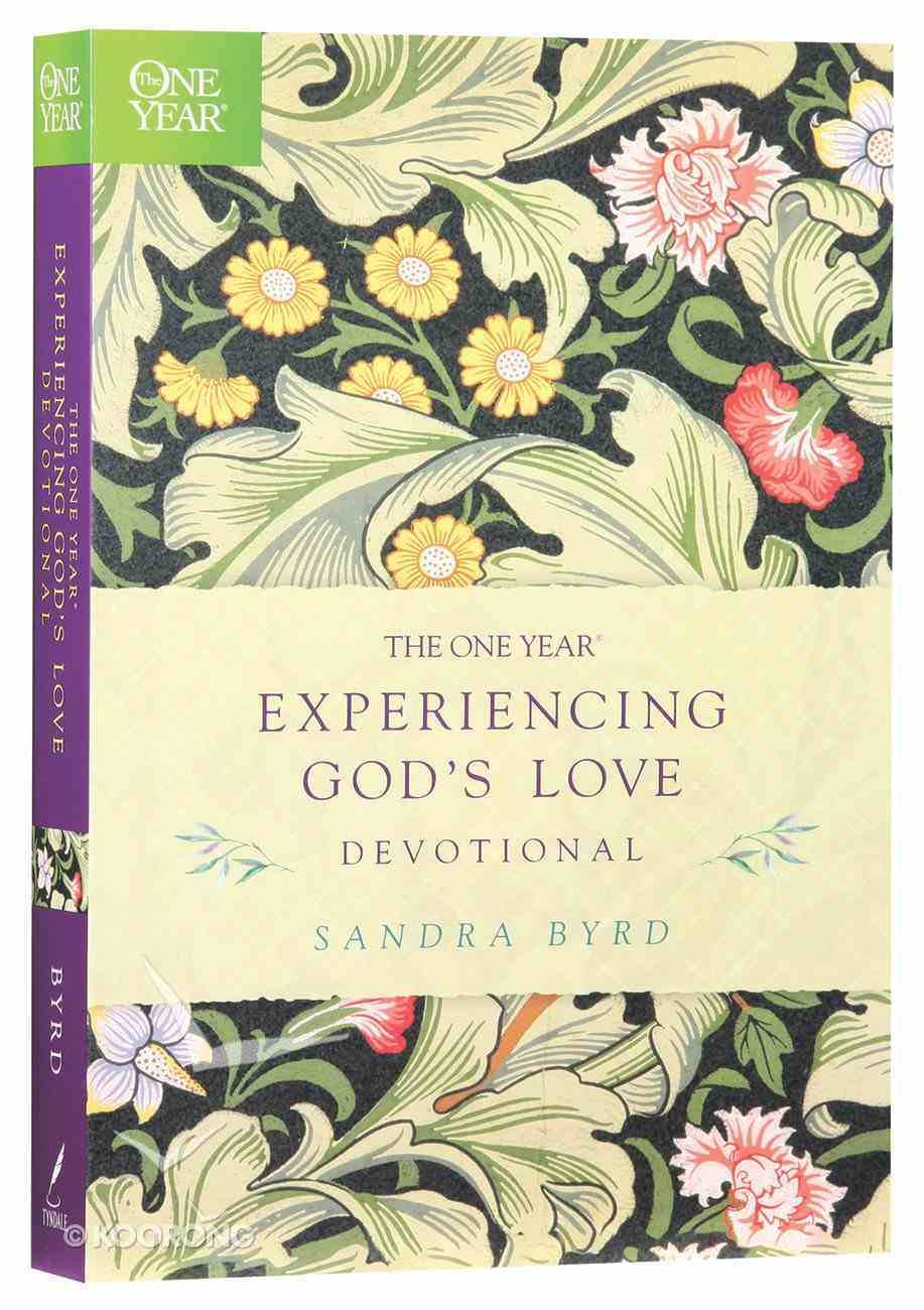 The One Year Experiencing God's Love Devotional Paperback