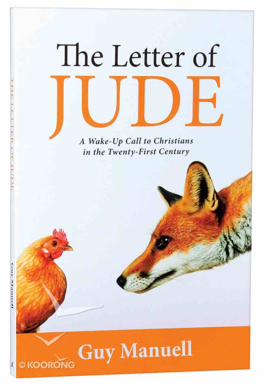 The Letter of Jude Paperback
