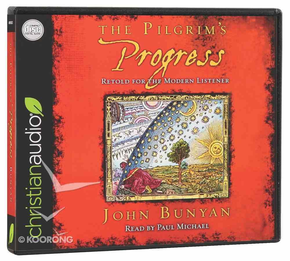 Pilgrim's Progress: Retold (Abriged, 3 Cds) CD