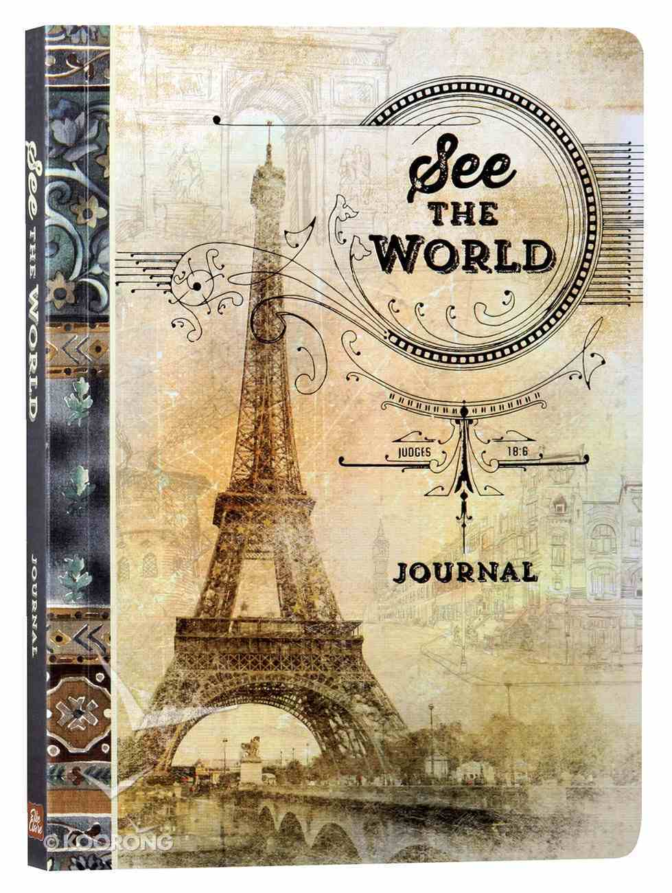 Travel Journal: See the World Paperback
