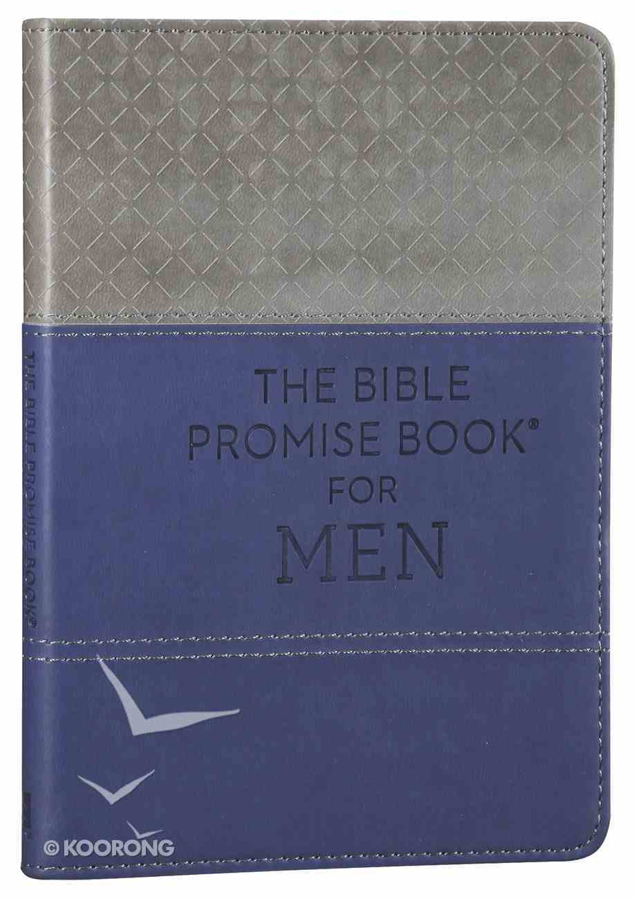 The Bible Promise Book For Men Imitation Leather