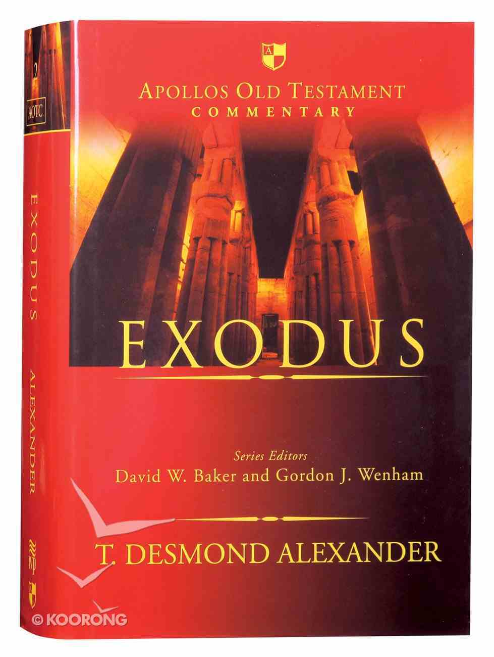 Exodus (Apollos Old Testament Commentary Series) Hardback