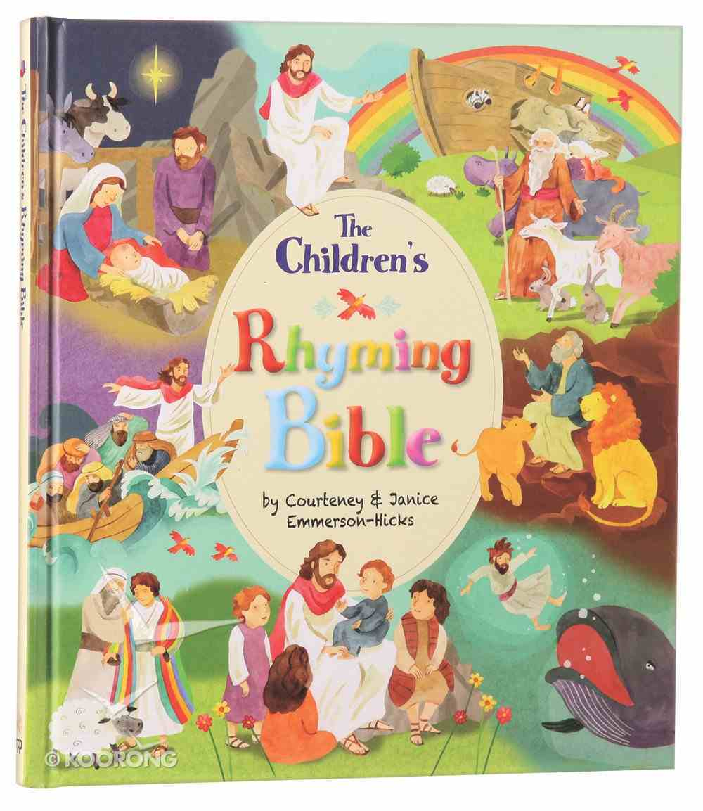 The Children's Rhyming Bible Hardback