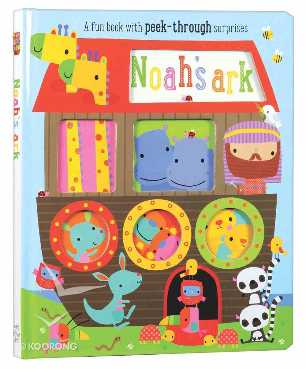 Noah's Ark (Window Board Book) Board Book