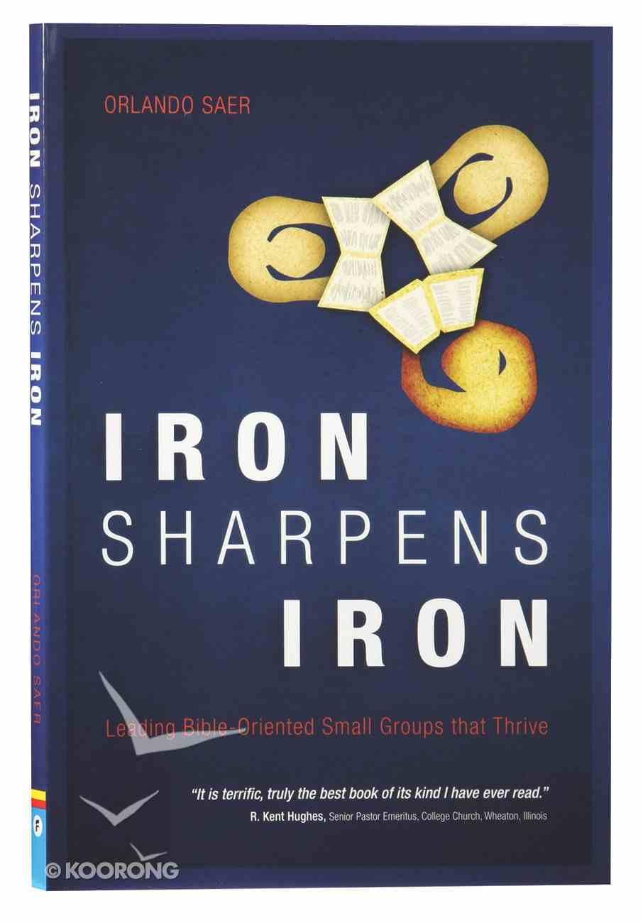 Iron Sharpens Iron Paperback