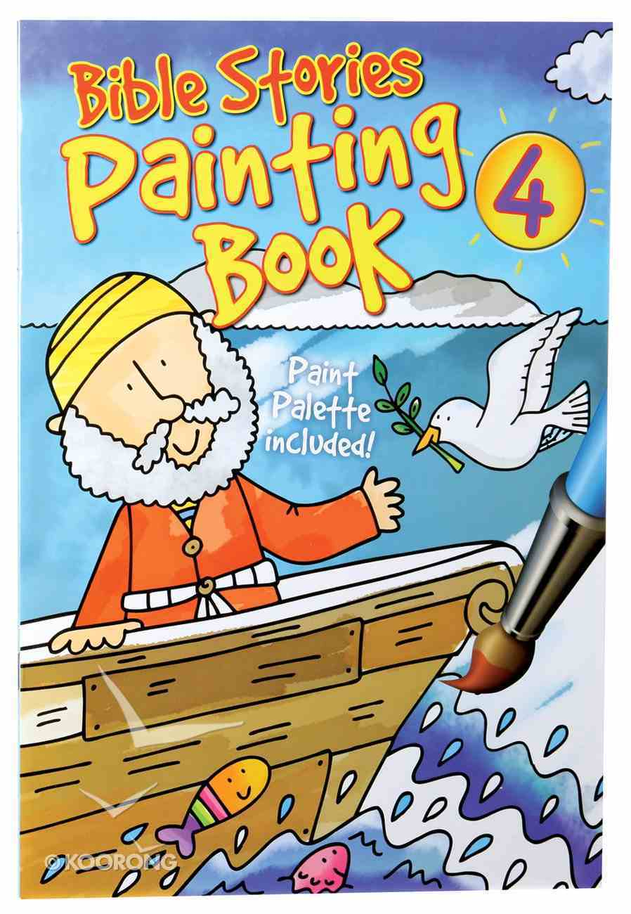 Bible Stories (#04 in Candle Painting Book Series) Paperback