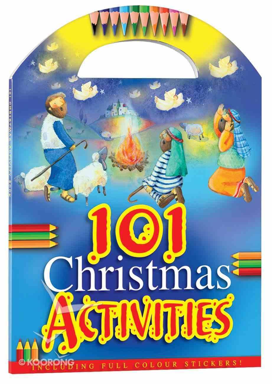 101 Christmas Activities Paperback