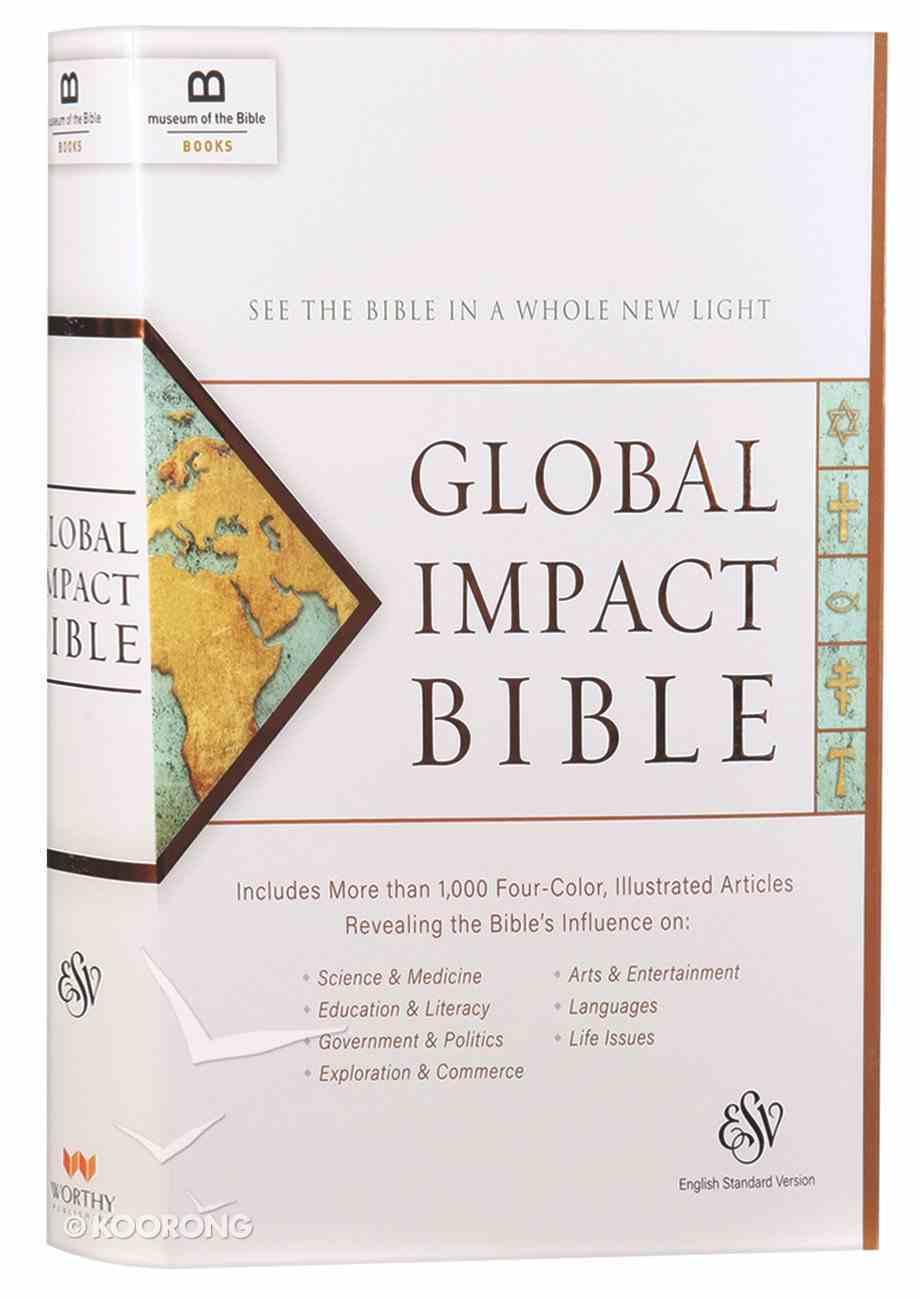 ESV Global Impact Bible Hardback