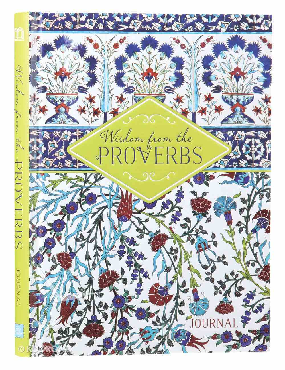 Wisdom From the Proverbs Journal Hardback