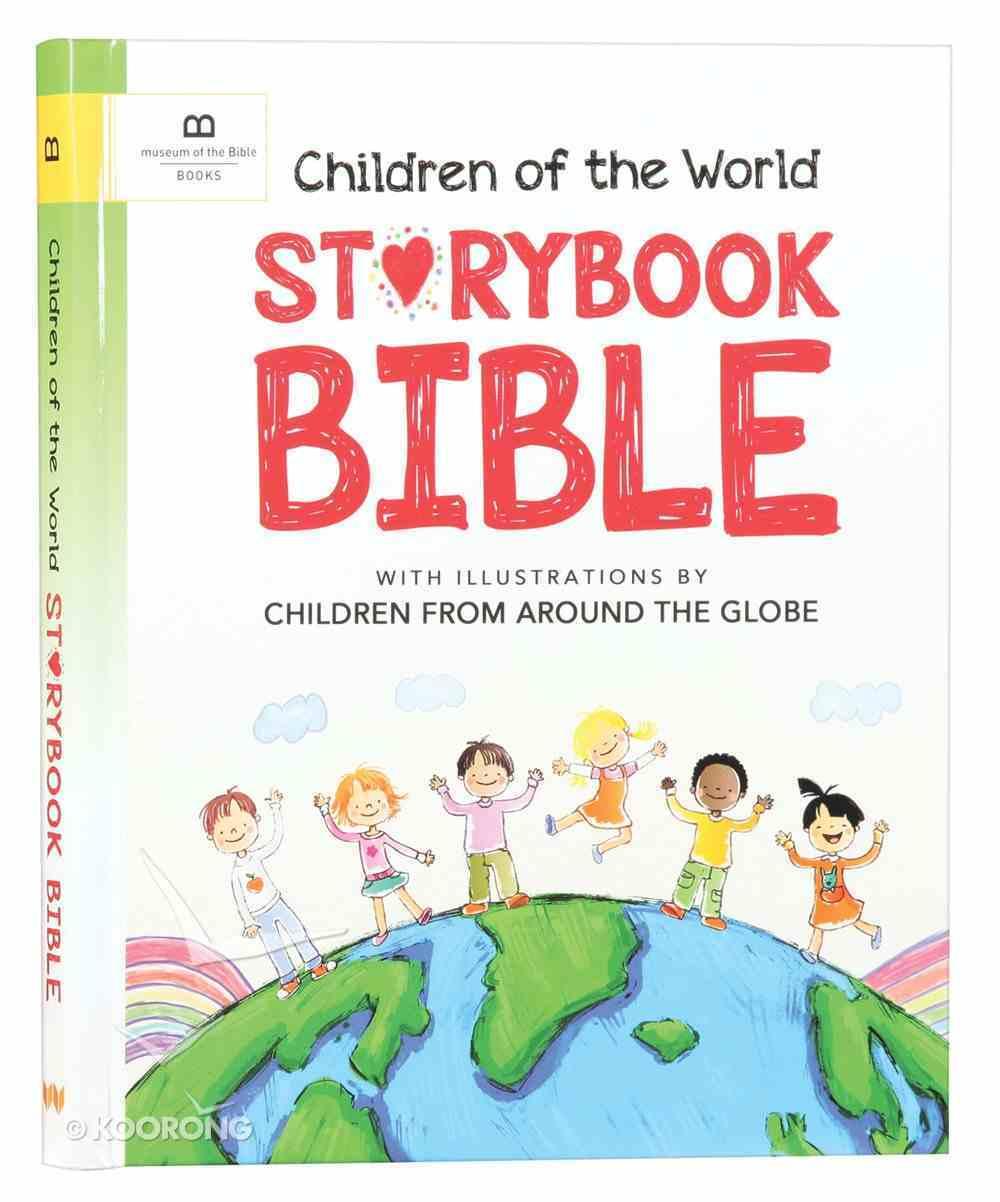 Children of the World Storybook Bible Hardback