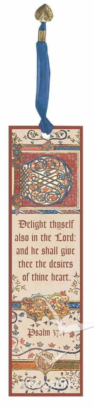 Bookmark Illuminated: Hours and Psalter of Elizabeth De Bohun Stationery