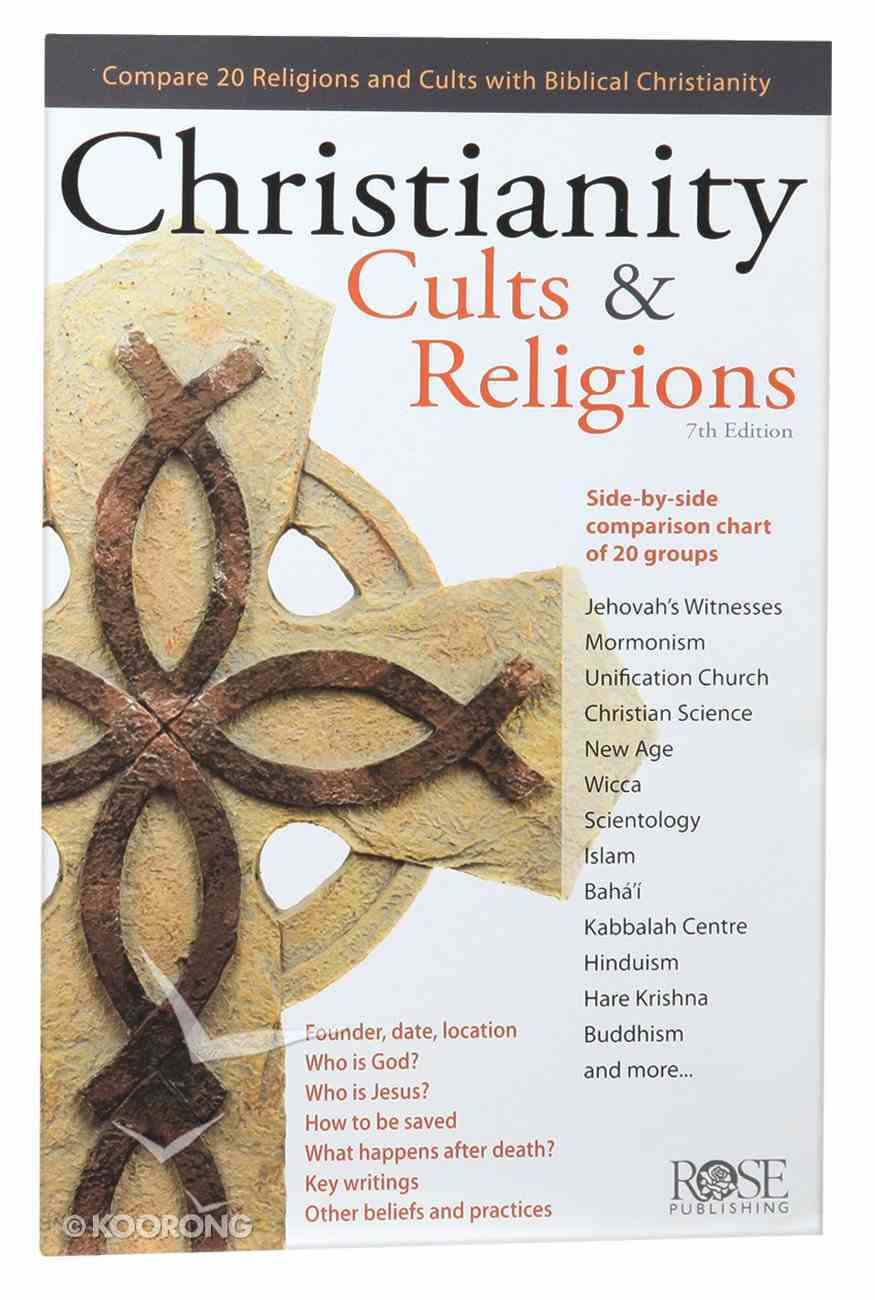 Christianity, Cults and Religions (Rose Guide Series) Pamphlet