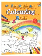 My First Noah's Ark Colouring Book image