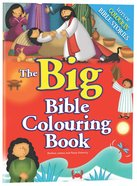 Big Bible Colouring Book, The image