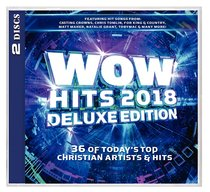 Album Image for Wow Hits 2018 Deluxe Edition Double CD - DISC 1