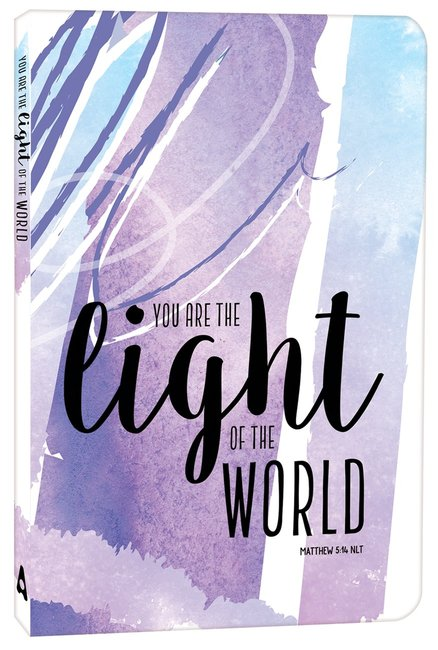 Product: Your Are The Light Of The World Journal Image