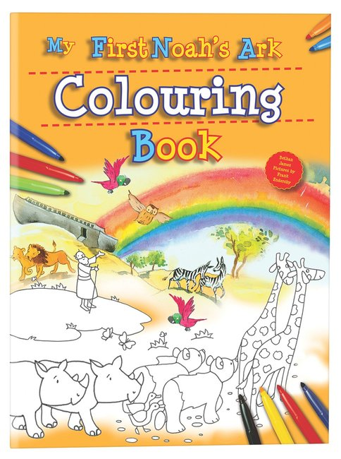 Product: My First Noah's Ark Colouring Book Image
