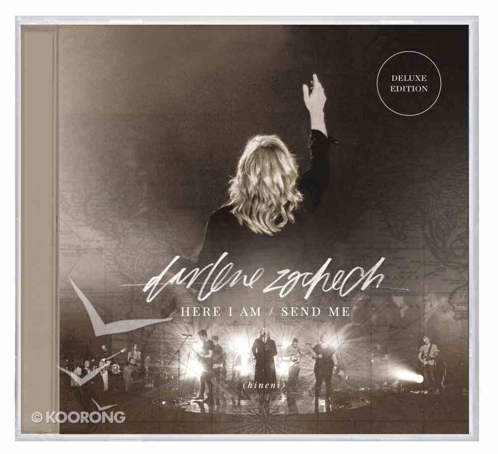 Here I Am Send Me Deluxe Edition CD & DVD CD