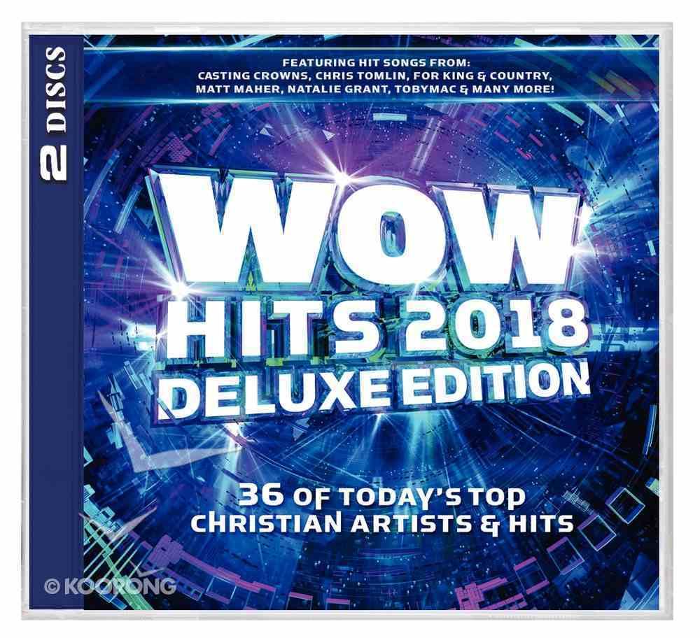 Wow Hits 2018 Deluxe Edition Double CD CD
