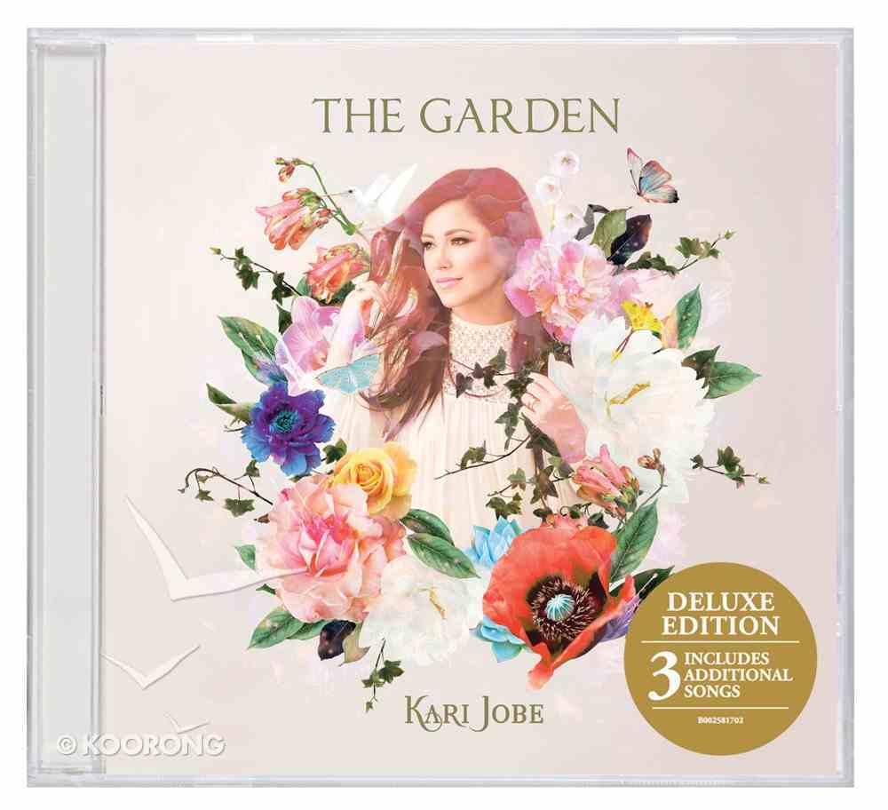 Garden, the Deluxe Edition CD