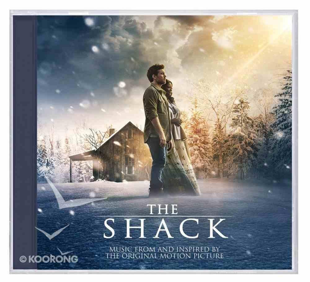 The Shack Soundtrack CD