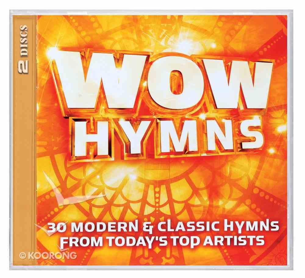Wow Hymns CD