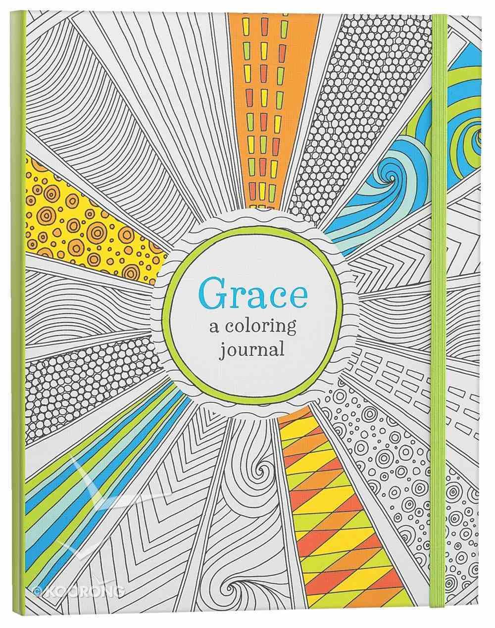 Acb Journal: Grace Paperback