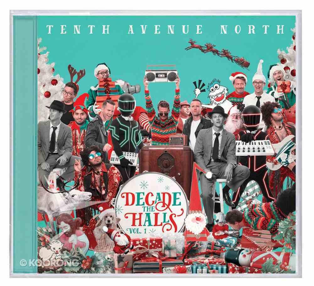 Decade the Halls CD