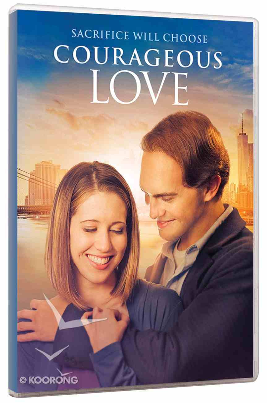 Courageous Love DVD