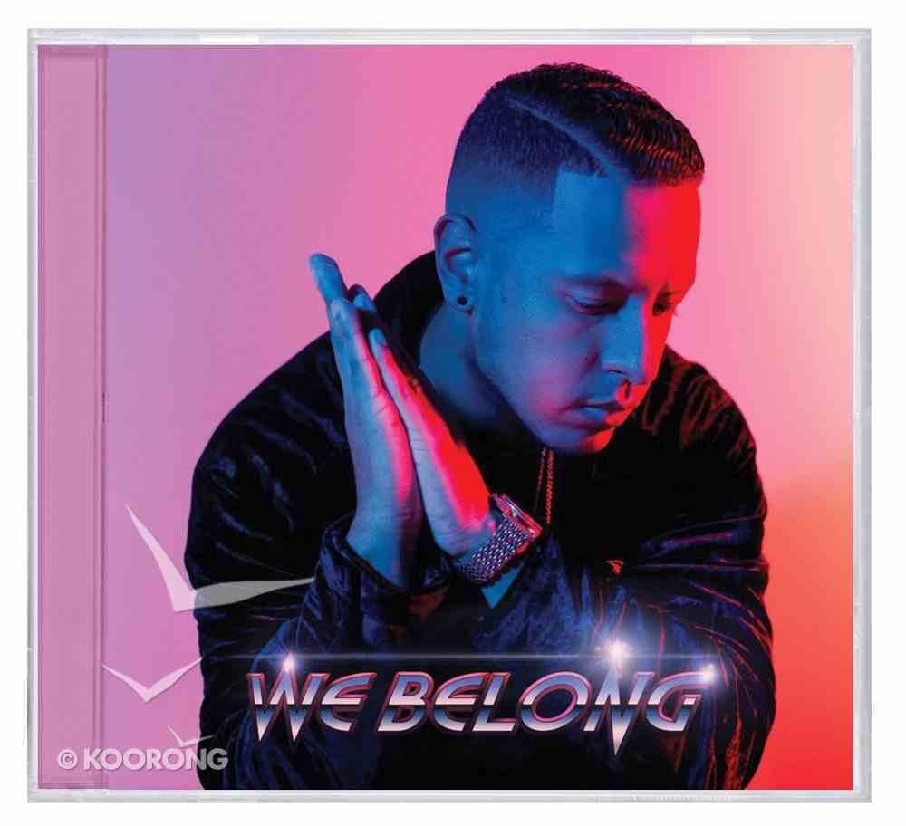 We Belong CD